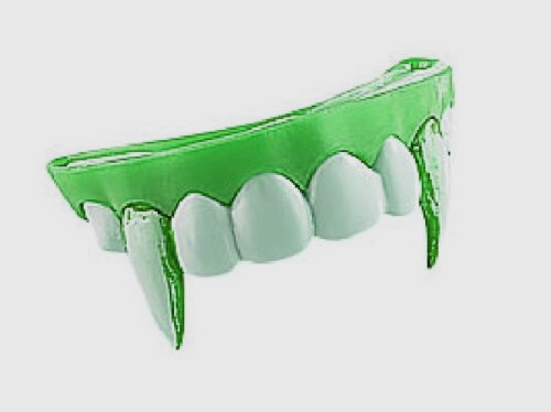 Denti vegani